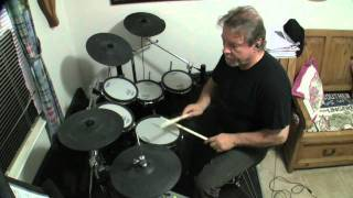 Mourning Into Dancing - Ron Kenoly (Drum Cover)
