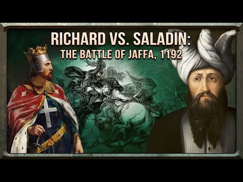 Battle of Jaffa, 1192: Richard and Saladin's Final Battle