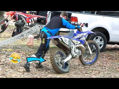 Every Time I'm Around His Dirt Bike Messes Up!