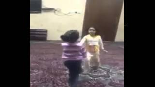 رقص بنات صغيرات رووووعه