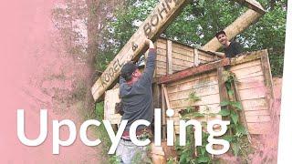 Upcycling – Fynn & Brian auf dem Schrottplatz | Kliemannsland