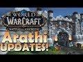 Arathi Highlands Zone Updates (After Warfronts)   Battle for Azeroth