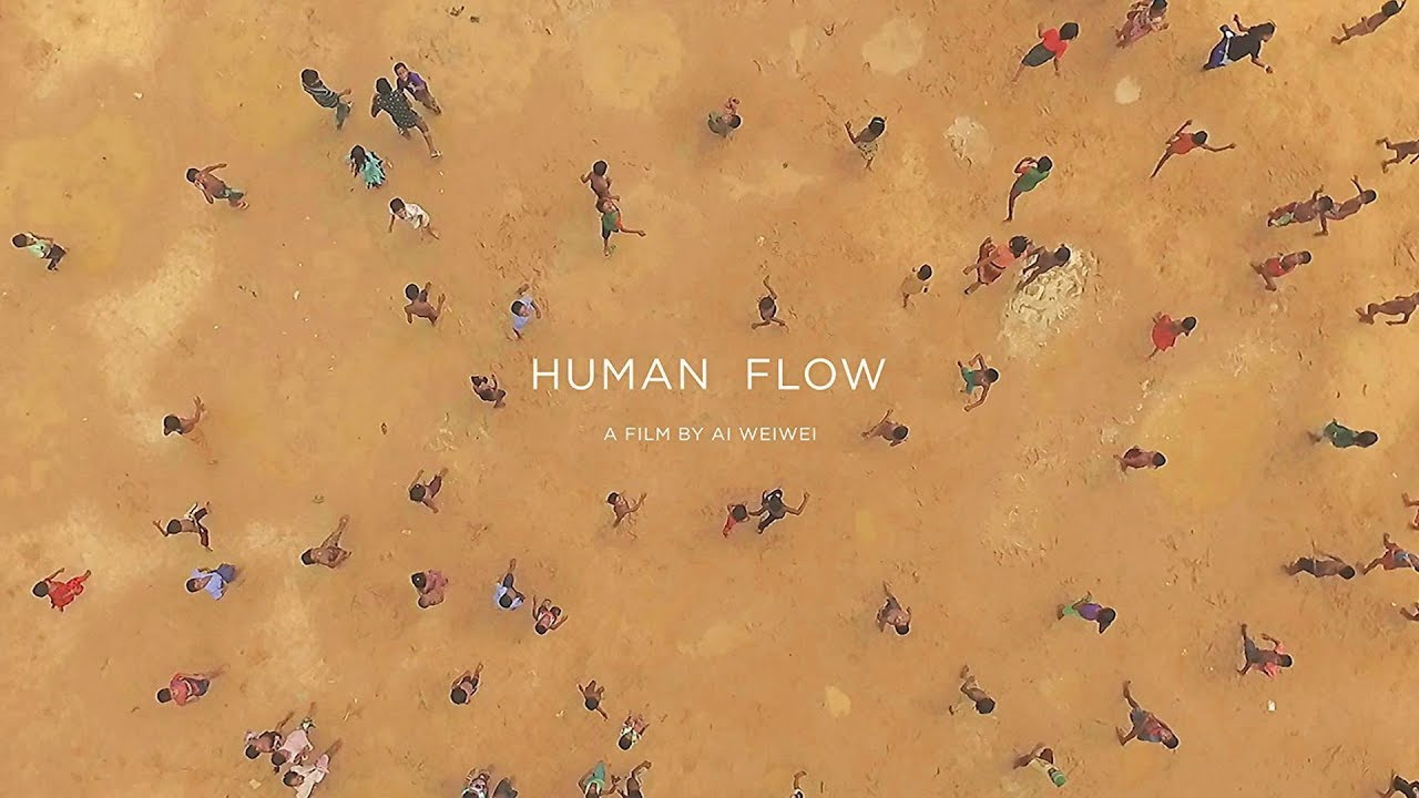 """Human Flow"": World-Renowned Artist & Activist Ai Weiwei on His Epic New Documentary on Refugees"