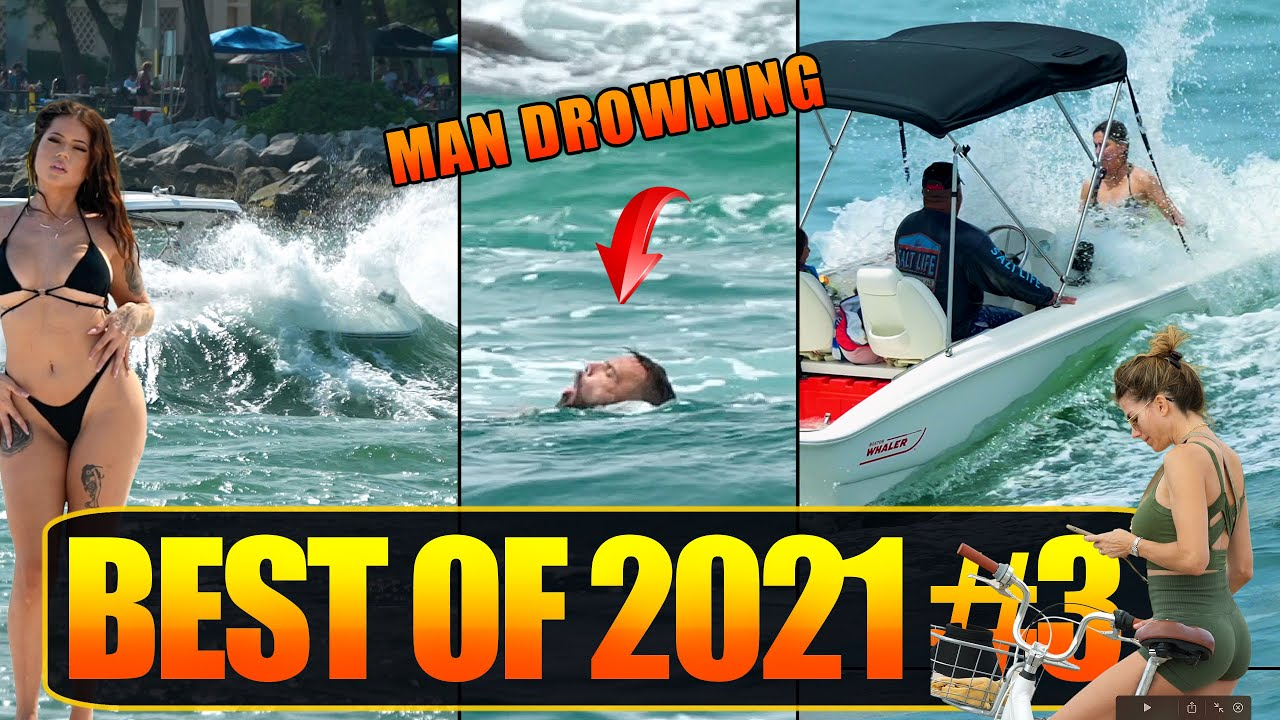 Download ⛔️BIGGEST MISTAKES OF THE YEAR #3⛔️ HAULOVER BEST OF 2021 #3   BOAT ZONE