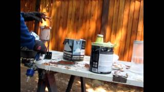 Staining Your New Redwood Fence