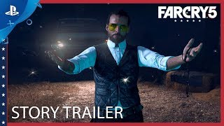 Far Cry 5 - Story Trailer | PS4
