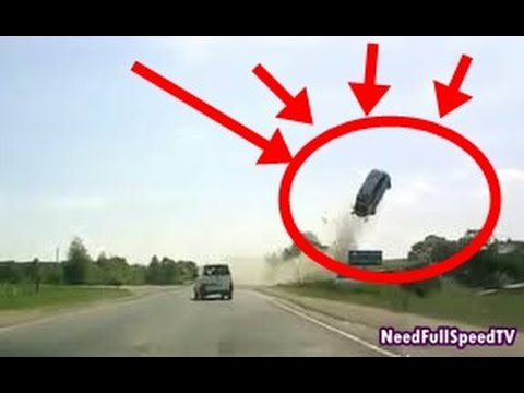 Deadly Car Accidents Caught On Video
