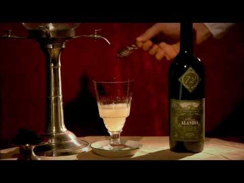 Best Absinthe: Maison ALANDIA