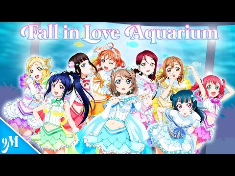 9 Mermaids - Koi ni Naritai Aquarium [English Cover]