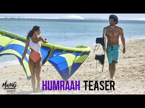 Humraah Song  Teaser -  Malang | Aditya Roy Kapur, Disha Patani, Anil Kapoor