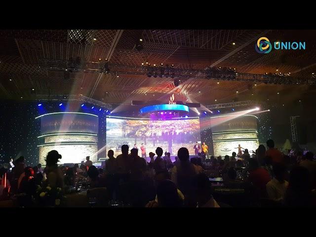 Tất niên công ty dầu khí Việt Nam PTSC | UNION JSCO