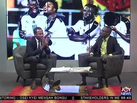 WAFU Cup of Nations - AM Show on JoyNews (25-9-17)