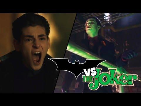 ¡BATMAN vs JOKER en ACE CHEMICALS! 🤡 GOTHAM 5x07 Trailer Review/Reacción