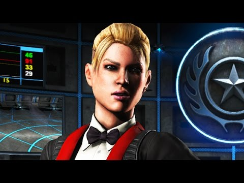 Mortal Kombat X: How To Play With Cassie Cage (Hollywood) Combos & Tips