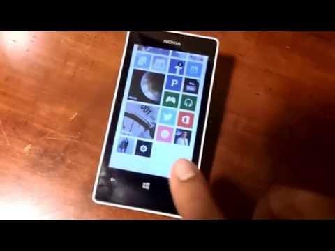 Mobile Hotspot Tether on the Nokia Lumia 521