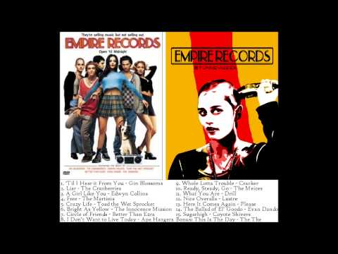 I Don't Want To Live Today - Ape Hangers - Empire Records OST