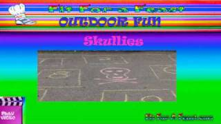 How to play Skullies - Kids Outdoor Games
