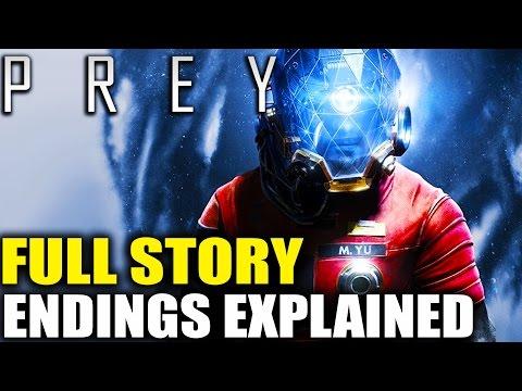 Prey Story & Ending Explained