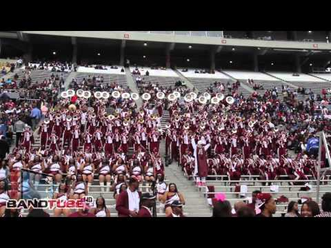 "Alabama A&M University ""Fight Song/New Lovely Day"" (2015)"