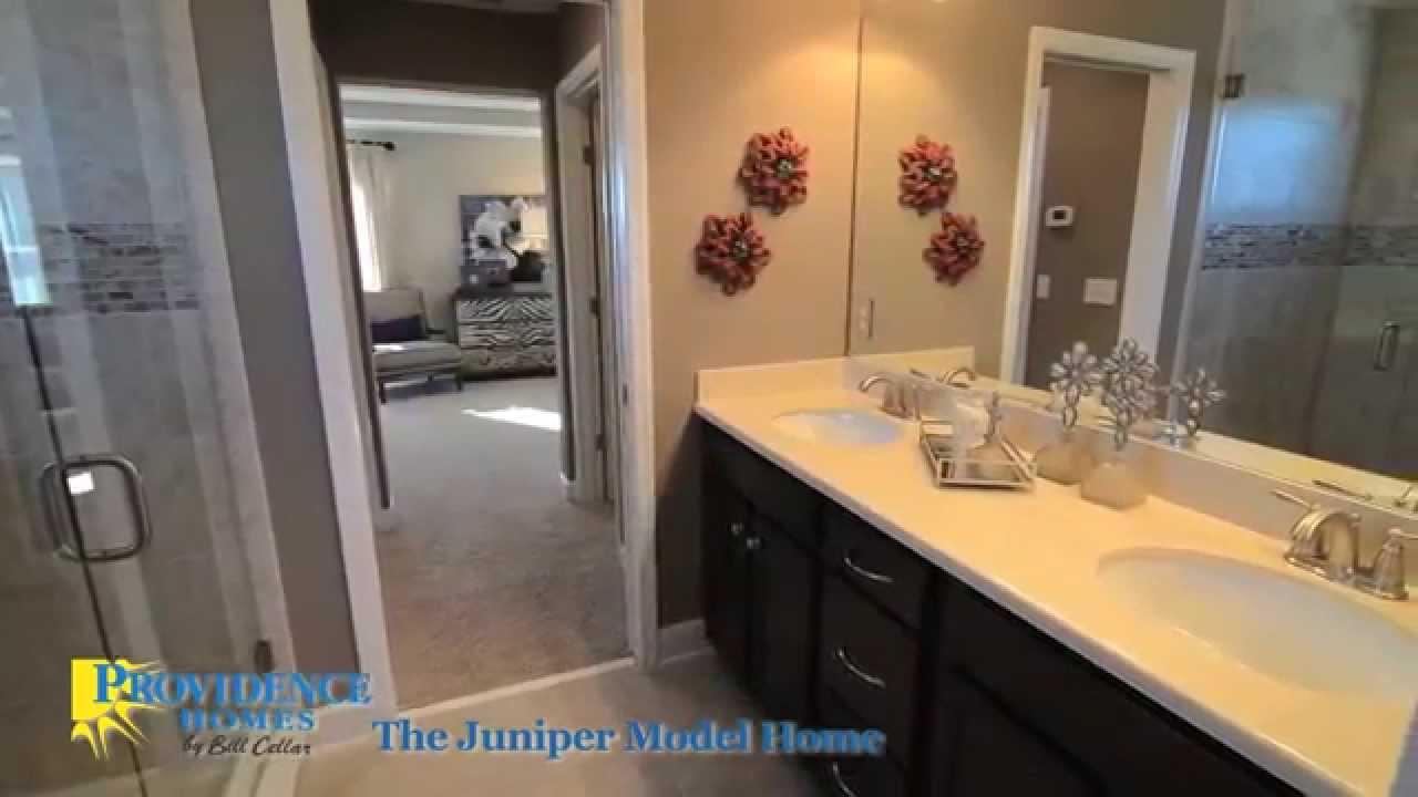 Beazer homes juniper model