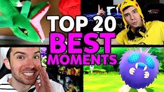 Top 20 Best Moments of MandJTV 2018