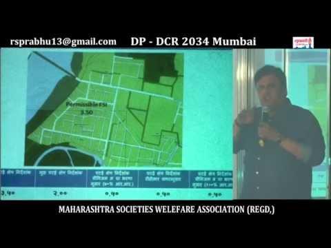 DP- DCR MUMBAI 2034, Ar.Nikhil Dixit