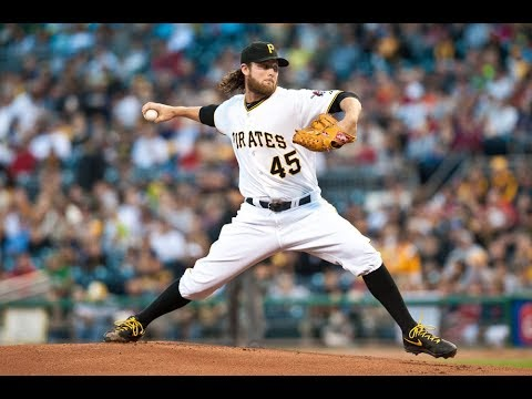 Gerrit Cole - Highlights 2016