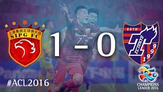 Shanghai SIPG vs FC Tokyo: AFC Champions League (RD16 - 2nd Leg)
