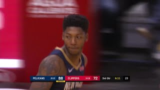 3rd Quarter, One Box Video: Los Angeles Clippers vs. New Orleans Pelicans