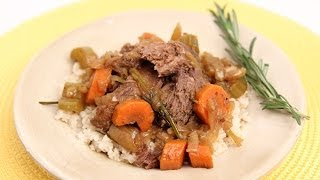 Slow Cooker Pot Roast Recipe - Laura Vitale - Laura In The Kitchen Episode 685