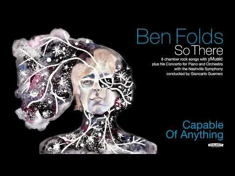 Ben Folds - So There [FULL ALBUM STREAM]