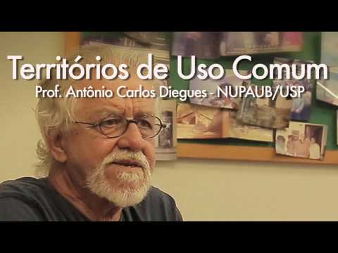 Territórios de Uso Comum e Privatizações - Prof. Antônio Carlos Diegues