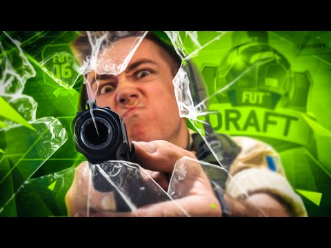 THE SHOOTERS! FIFA 16 DRAFT