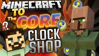 Minecraft Mods - To The Core #36 - CLOCK SHOP