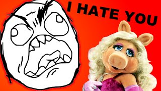 I HATE MS. PIGGY!!! - Free-For-all Rage (Black Ops 3)