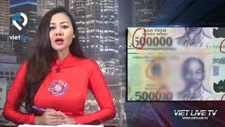 Cảnh báo số tiền giả mệnh giá 500 ngàn đồng được làm giả tinh vi
