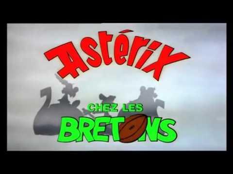 Random Movie Pick - Astérix chez les Bretons (1986) bande annonce YouTube Trailer