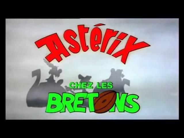 Astérix chez les Bretons (1986) bande annonce