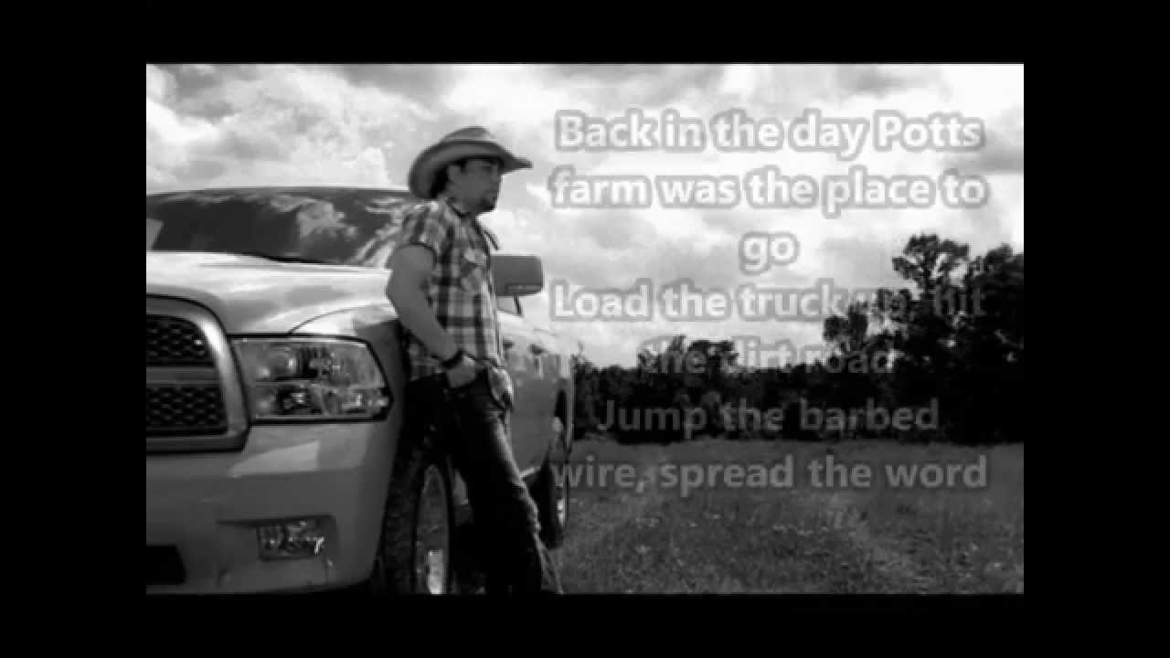 Dirt Road Anthem JASON ALDEAN LYRICS - YouTube