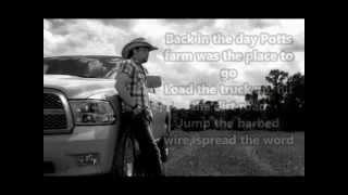 Dirt Road Anthem JASON ALDEAN LYRICS