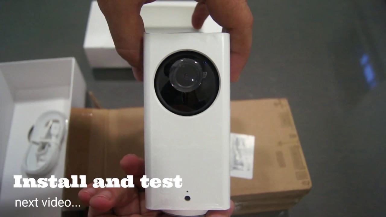 Xiaomi Dafang 1080P Smart Monitor Camera | ZWAME Fórum