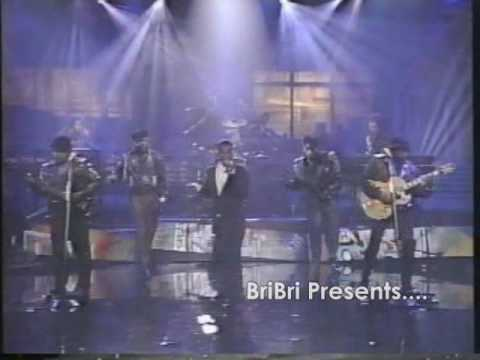 Tevin Campbell Performance on Arsenio Hall Show