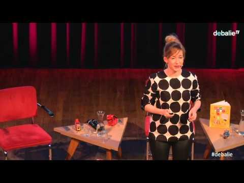 Linda Liukas in De Balie over programmeren en haar boek 'Hello Ruby'