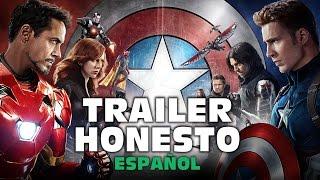 Trailer Honesto- Captain America Civil War