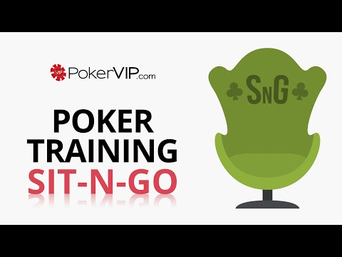 Poker Training: No Limit Hold 'Em - Common Sit 'N Go Mistakes made by Regs