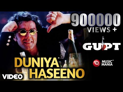Download Duniya Haseeno HD  𝐑𝐄𝐌𝐀𝐒𝐓𝐄𝐑𝐄𝐃 - 𝟓.𝟏 𝘿𝙩𝙨 𝙃𝘿-𝙈𝘼 *EXTREME QUALITY* Video Song | GUPT - The Hidden Truth