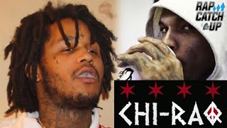 "FREDO SANTANA & 600BREEZY DISS SPIKE LEE & ""CHIRAQ"" MOVIE"