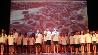 PYP Exhibition's Opening Song 2016