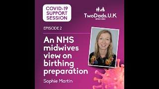 TwoDads talk about Birthing Preparations during COVID-19