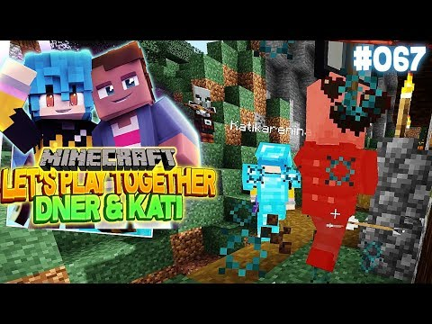 JETZT GEWINNEN WIR DEN PILLAGER ÜBERFALL | Minecraft mit Kati & Dner #67